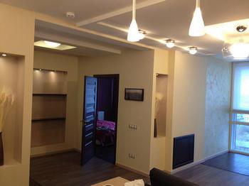 Ремонт двухкомнатной квартиры в новостройке на Оболони